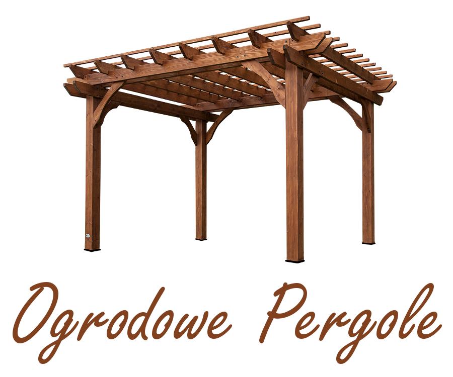 Ogrodowe Pergole